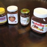 Chocolate hazelnut spreads