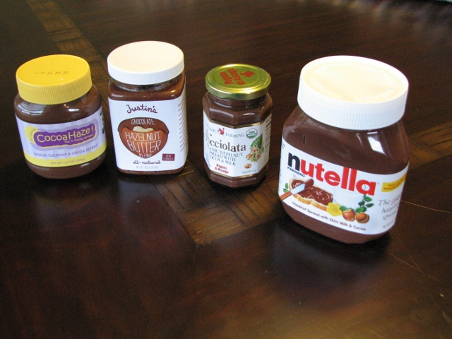A Nutrition Review of Nutella and Other Chocolate-Hazelnut