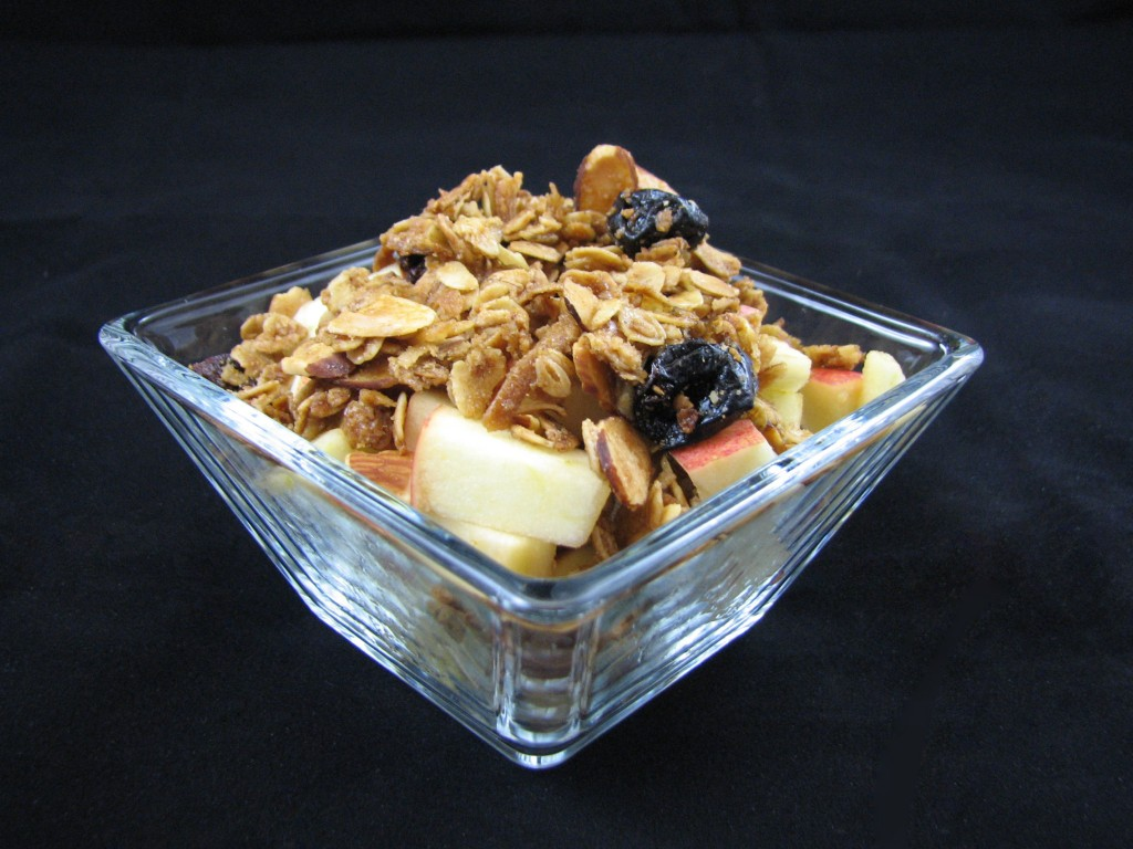 Cherry Maple Granola