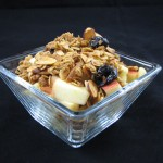 Cherry Maple Granola, small bowl