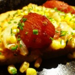 Dove Vivi Vegan Corn Pizza