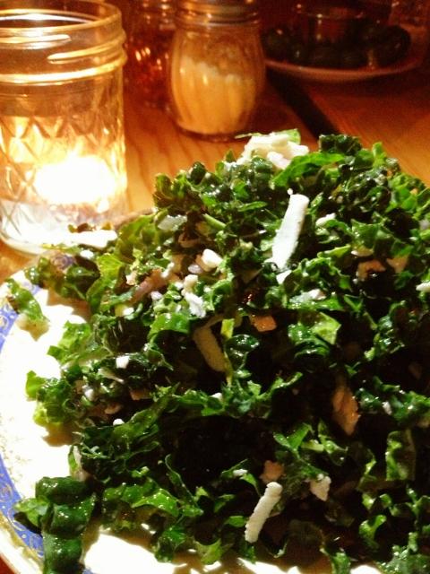 Dove Vivi Kale Salad