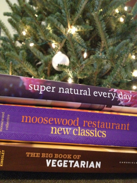 Cookbooks for Christmas gifts