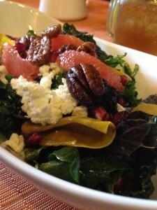Caio Thyme salad