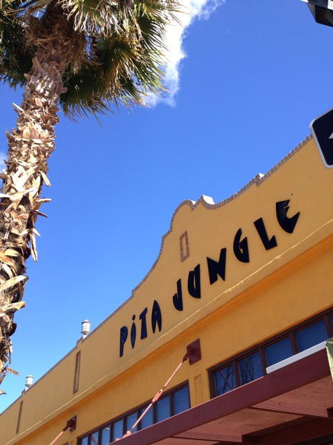 Pita Jungle restaurant in Phoenix AZ