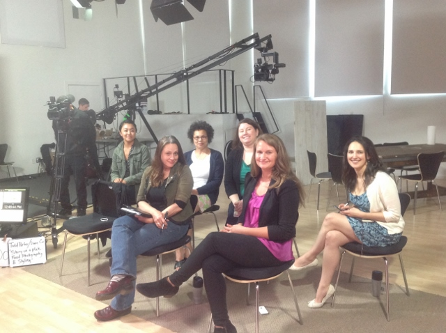 Creative Live studio audience