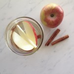 Apple Cinnamon Water