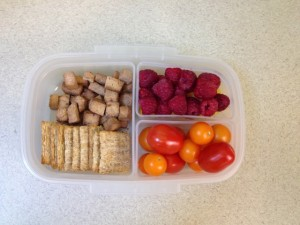 Basic Bento Lunch