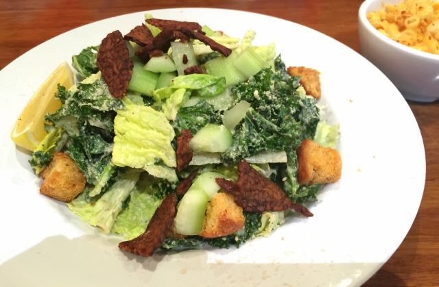 Veggie Grill Savory Kale Caesar
