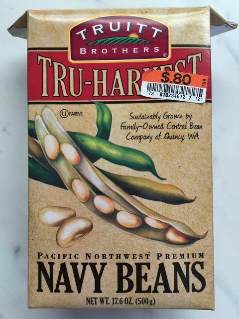 Tru Harvest beans