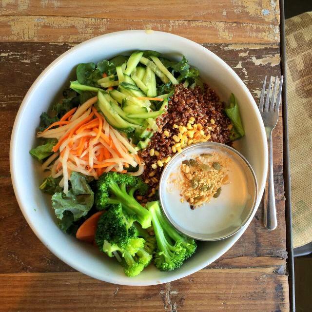 Chau Veggie Express Jungle Power Salad
