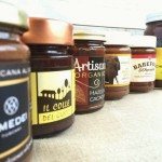 Chocolate-hazelnut spread line-up