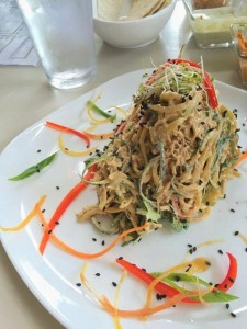 Pad Thai at Seed NOLA