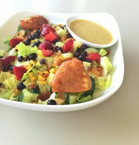 Build your own salad at Seed NOLA