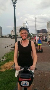 Segway tour New Orleans