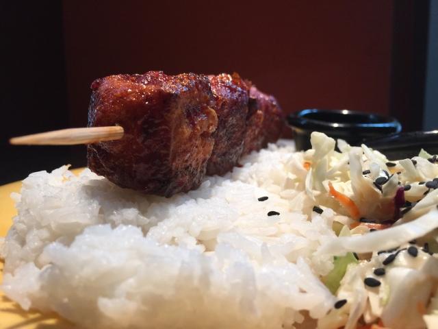Cafe Yumm BBQ Tofu