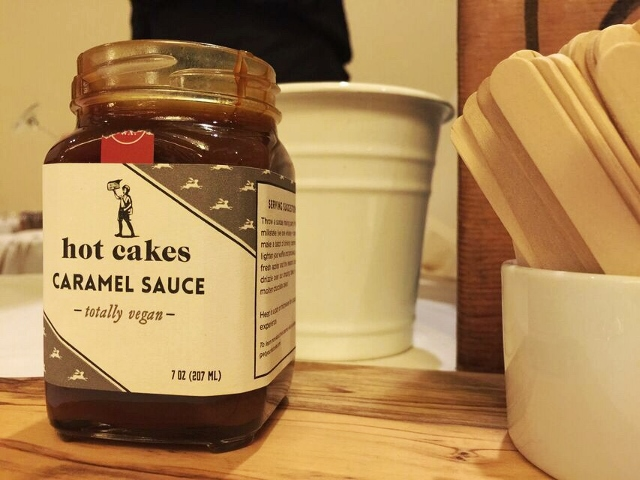 Hot Cake's Vegan Caramel Sauce