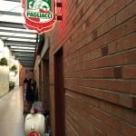 Pagliacci Pizza sign