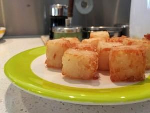 Blue C Sushi Crispy Sushi Rice
