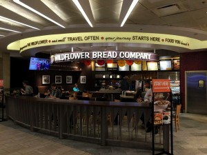 Wildflower Bread Company in Phoenix Airport