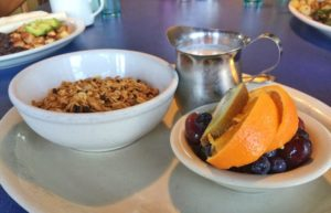 Old town cafe granola