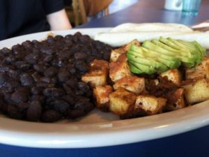 Old Town Cafe southwest scramble