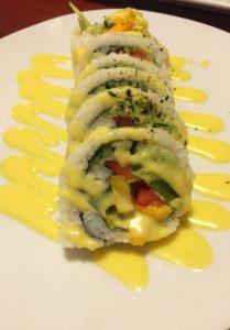 Hanaya paradise roll