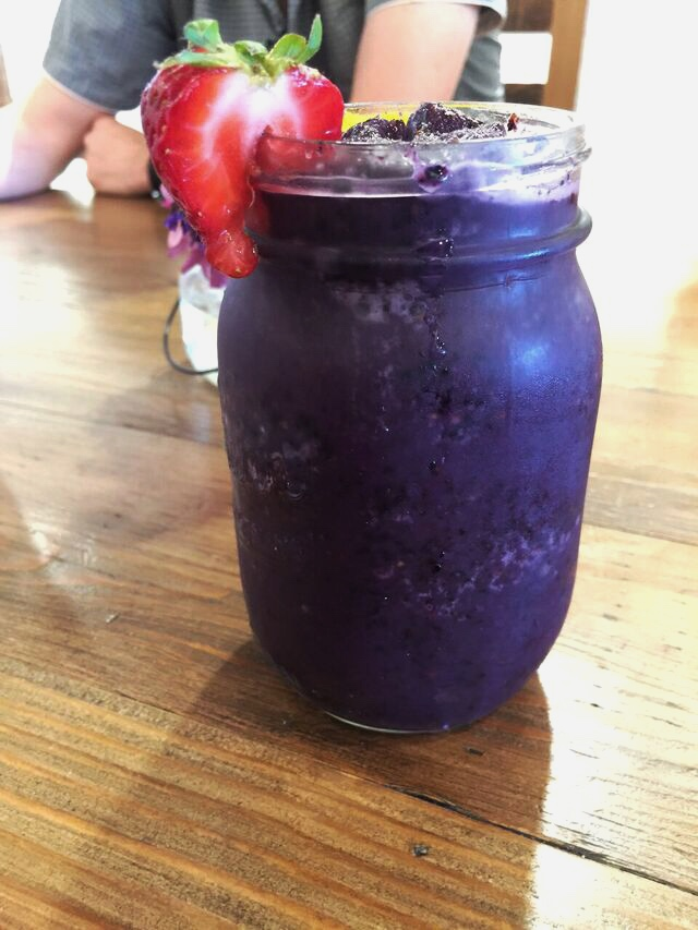 Berry Blast Smoothie Vegenation Las Vegas