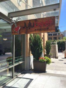 Jujubeet storefront Bellevue