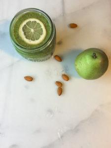 Green Blender Lemon Lift