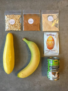 Green Blender Almond Oat Elixir ingredients