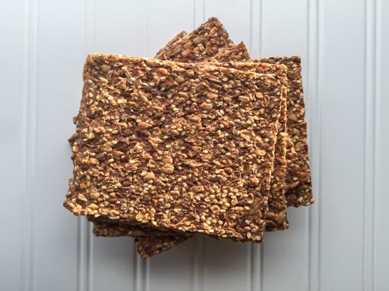 Trader Joes Whole Grain Crisp Bread