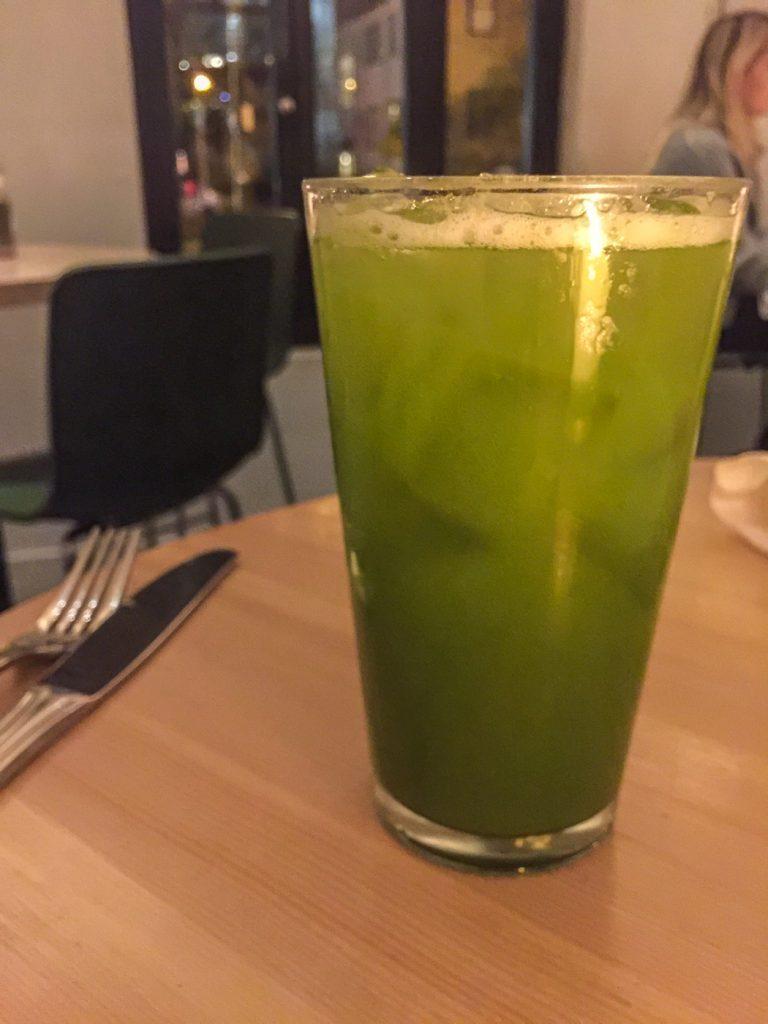 Heirloom Kale Refresher