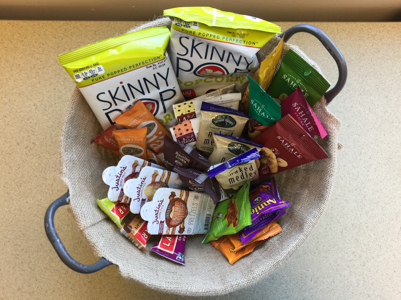 Snack Basket-1