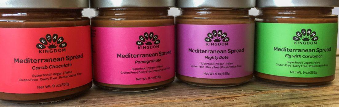 Sesame Kingdom Mediterranean Tahini Spreads