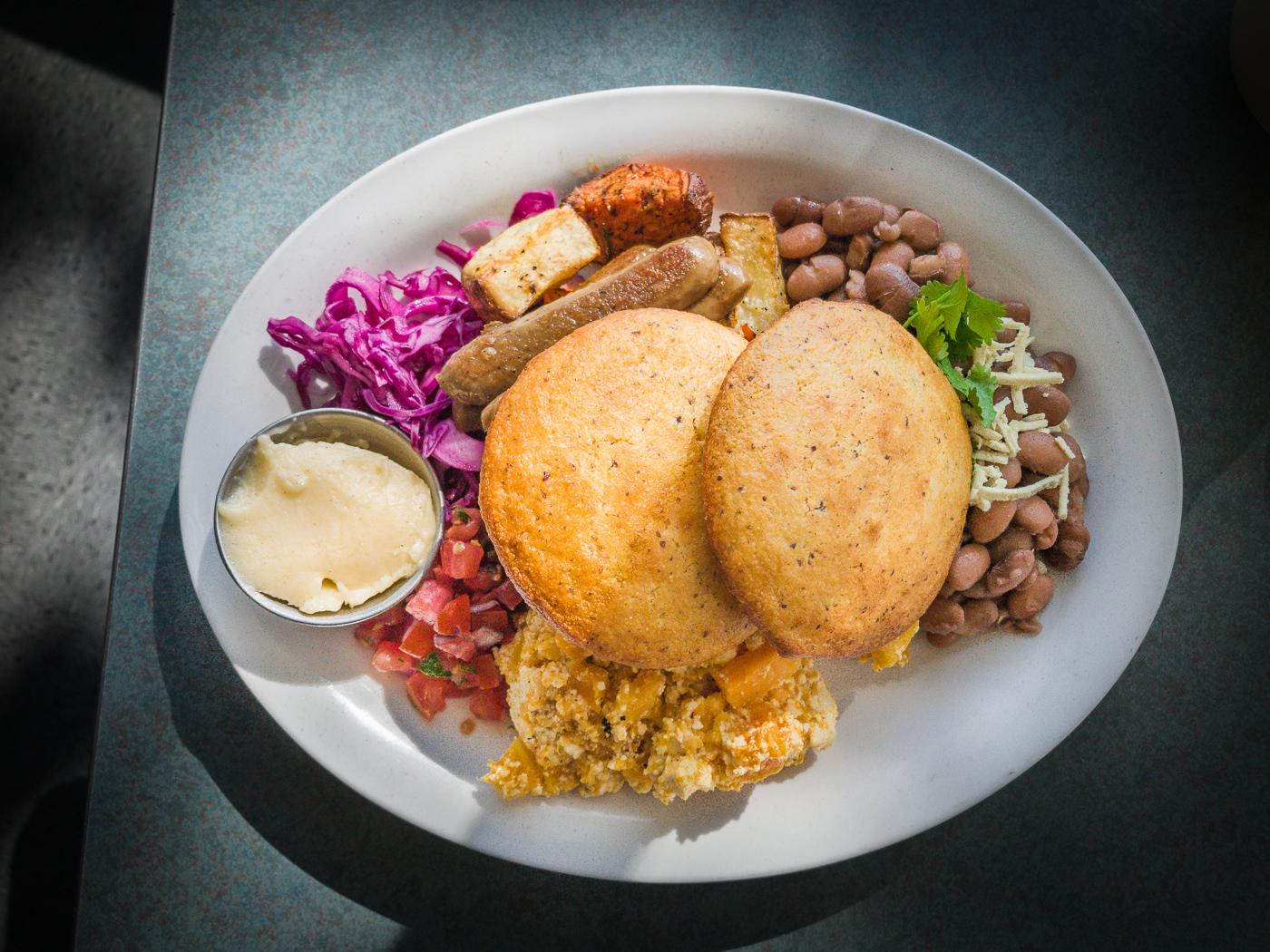 bandidas taquerias best vegan breakfast vancouver