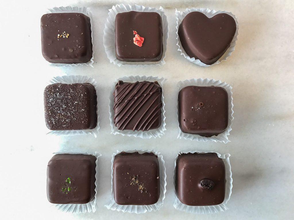 Missionary Chocolates 3 x 3