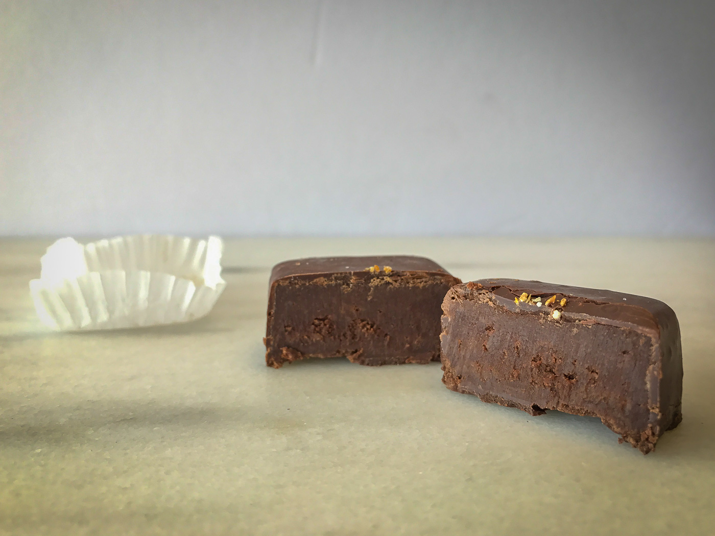 Missionary Chocolate truffle