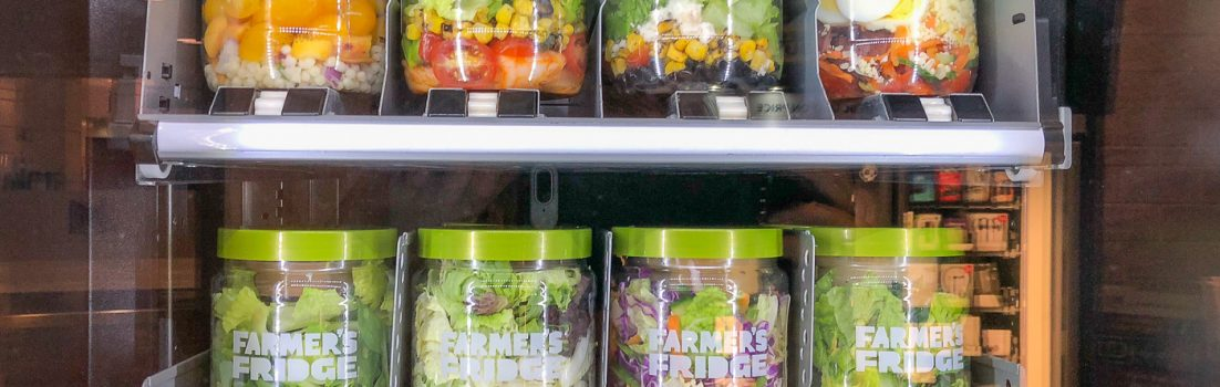 Farmer's Fridge Salads