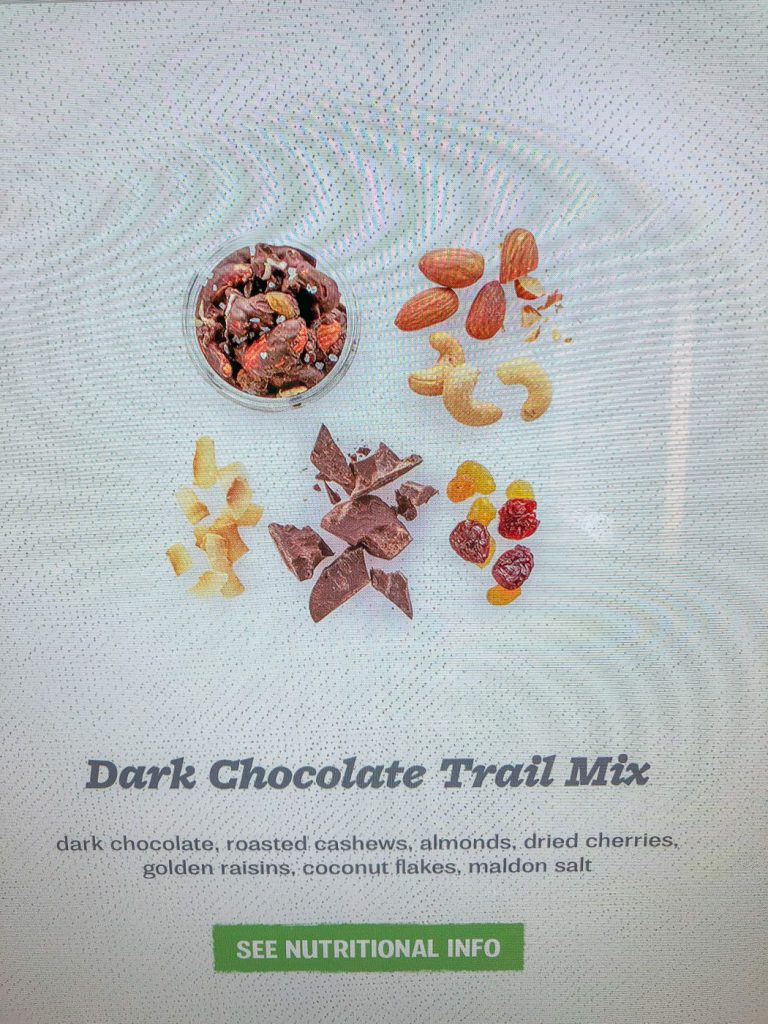 Farmers Fridge Trail Mix Ingredient Image