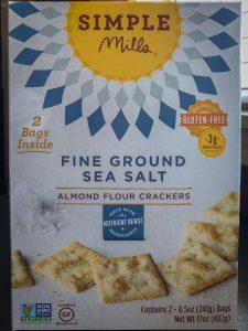Box of crackers
