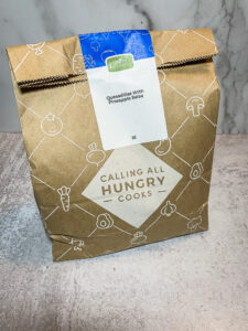 Bag from Green Chef