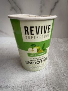Paper smoothie cup
