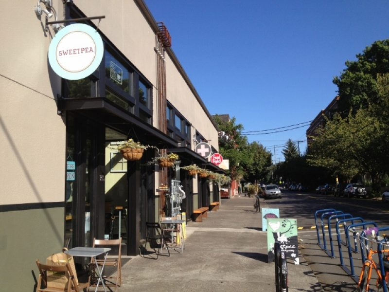 12th and Stark Vegan Stores