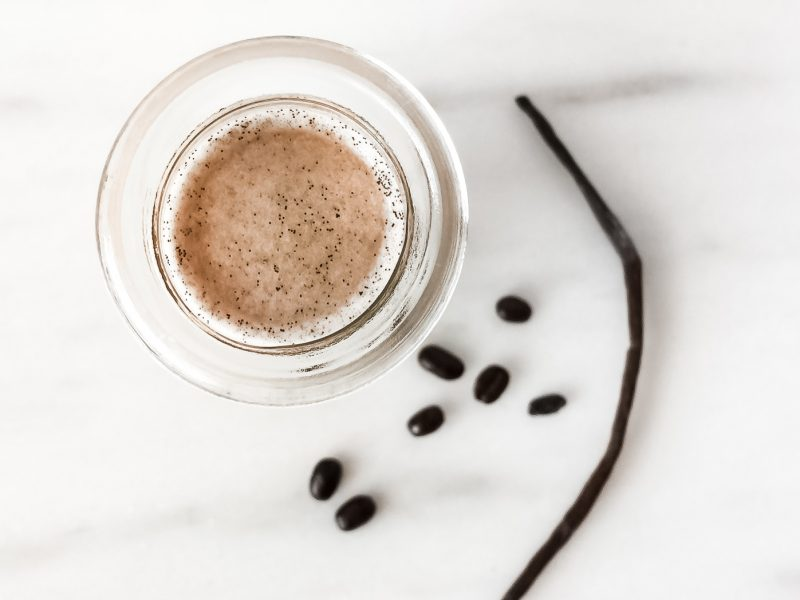 Pressed Juicery Vanilla Coffee Copycat Featured Image